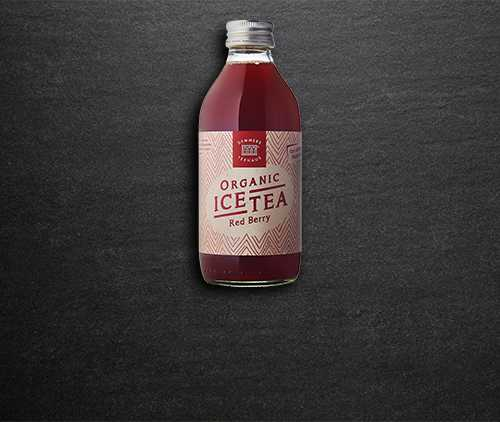 Getränke: Demmer Bio Ice Tea Red-Berry